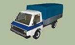 Raf 33111 Latvian van .3ds