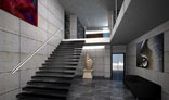 Foyer Scene