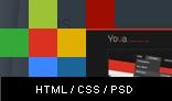 Yova | A Premium HTML/CSS Theme