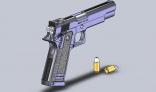 colt 45 gun
