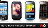Auto Play Product Banner