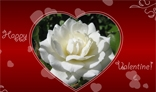 Valentine card with slideshow