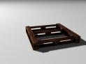 Wooden Pallets (Game Model)