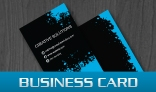 Creative Solutions (Business Card)