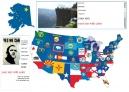 states of USA