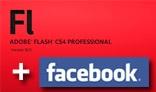 Facebook integration into Flash