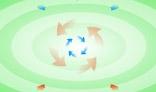 Arrows elements animation
