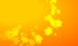 Wave of autumn maple leaves falling. 1Kb only. AS2.0
