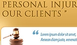 Personal Law website