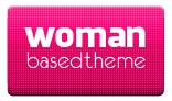 Woman blog XHTML theme