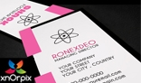 Footwear Business Card