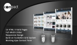Compact Clean Html5 Template