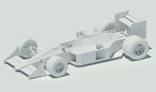 McLaren MP4-4 F1 car