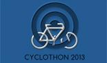 Cyclothon 2013 logo