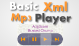 Basic Xml Mp3 Player