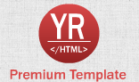 Your Restaurant - Premium HTML Template For Your Business