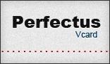 Perfectus - Responsive Vcard and Portfolio