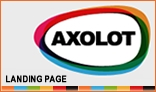 Axolot - Multiple Landing Page