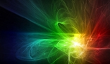 Abstract color Light