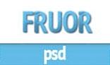 Fruor - PSD Template