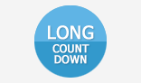 Long Countdown - Coming Soon Page