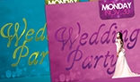 Wedding Party Flyer