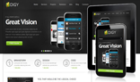 Digy - Cool website template