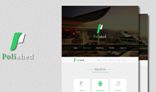 Polished - One Page Multipurpose PSD Template
