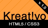 Kreativo - Modern Responsive HTML5 Template