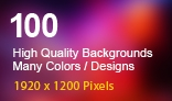 100 High Quality Bacgrounds (1920 x 1200)
