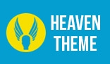 Heaven Theme - One PSD template