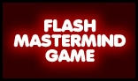 Flash Mastermind Game