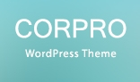 CorPro Responsive Business WordPress Theme