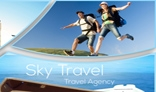 Travel Agency FB Timeline Cover