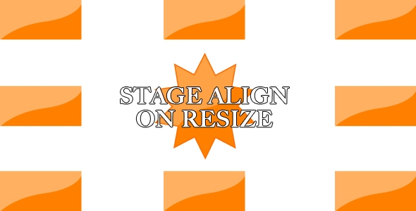 Stage Align On Resize