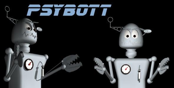 Psybot Psycho-Robot