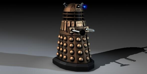 NSD Dalek