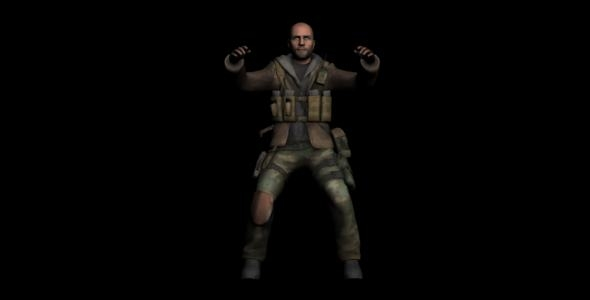 military mercenary