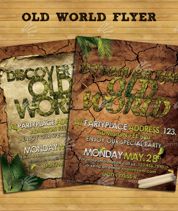 Old World Flyer