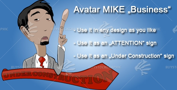 Avatar Mike - Business