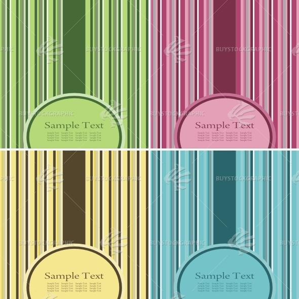 Vector Backgrounds Set4