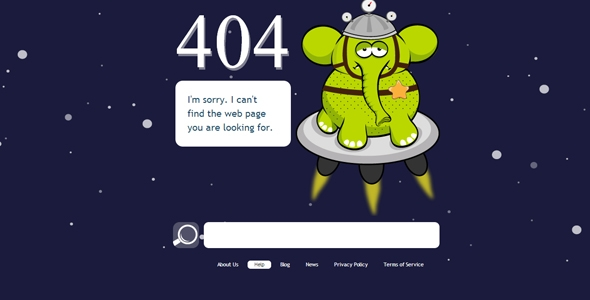 Tembo 404 Animated Template