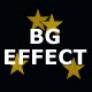 Background effect star