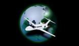 Globe & Plane