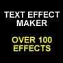 Text effect Maker / 100 fx pack