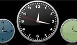 Customizable Analog Clock