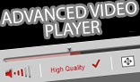 Advanced Video player
