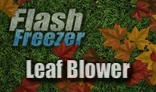 Leaf Blower Mouse Repel Effect