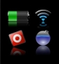 Flash Lite dynamic mobile background