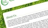 Green Grass Business Template